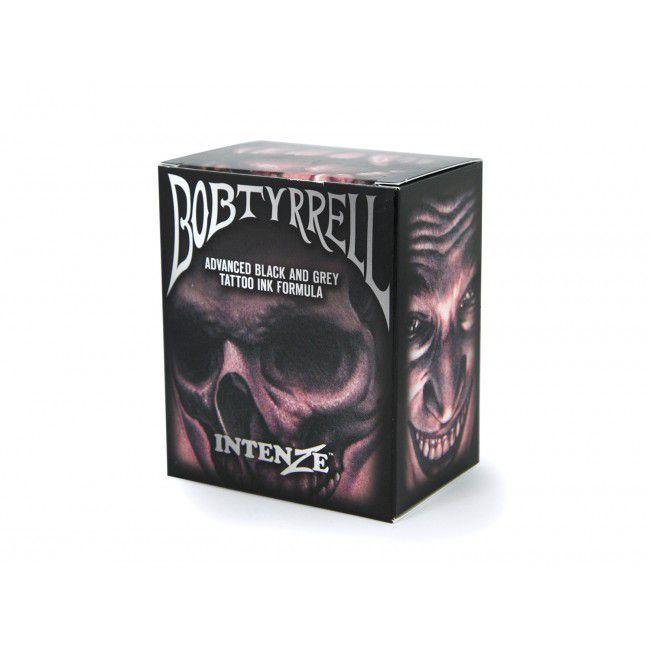 Bob Tyrell - Black & Grey