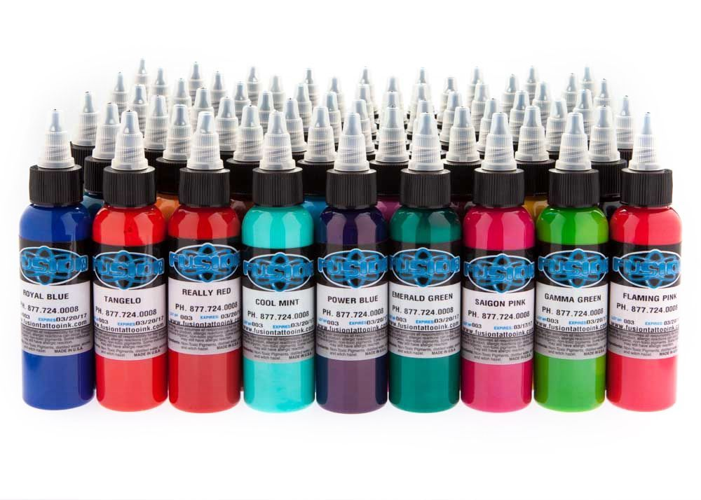 All Tattoo Ink Sets