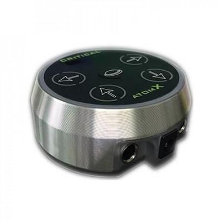 Critical - Atom X Power Supply - Silver
