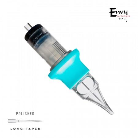 TATSoul Envy Gen 2 Cartridges - Round Shaders - Box of 10