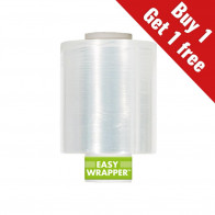 Easy Wrapper - Transparent Film - 10 cm x 150 meters
