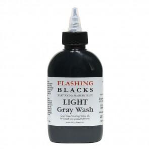 Flashing Light Greywash