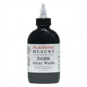 Flashing Dark Greywash