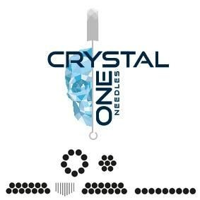 Crystal 1- Needles - All Configurations - Box of 50