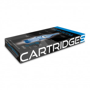 Crystal Cartridges - Super Deal - 10 Boxes for Only £ 89,-