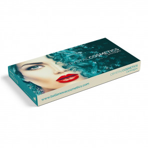 Crystal Cosmetics Cartridges - Box of 10