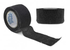Crystal Grip Tape - Black - 2.5 cm x 4.5 meters