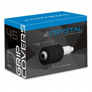 Crystal Grip Covers - 25 mm to 45 mm - Box of 15