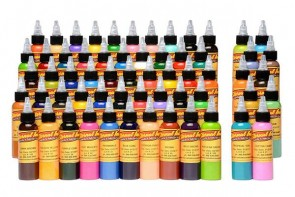 Eternal Ink - 60 Colour Gold Set - 30 ml / 1 oz
