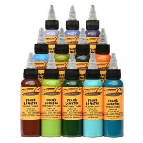 Eternal Ink - Frank La Natra Landscape Set - 12 x 30 ml / 1 oz