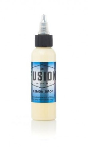 Fusion Ink - Pastel Colours - Lemon Drop - 30 ml / 1 oz