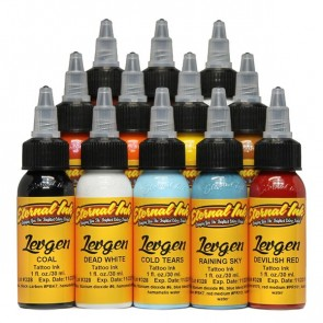 Eternal Ink - Levgen Signature Series - 12 x 30 ml / 1 oz
