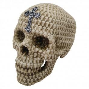 Mausoleum Skull - 19 cm