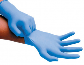 CMT - Nitrile Gloves - Blue - Medium - Box of 100