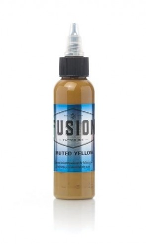 Fusion Ink - Muted Yellow - 30 ml / 1 oz