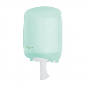 Opaline - Midi Hand Towel Dispenser - Green
