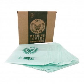 Organic Machine Bags - Pack of 100