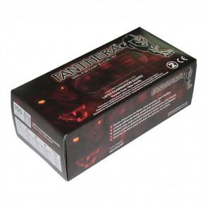 Panthera - Latex Gloves - Black - Box of 100