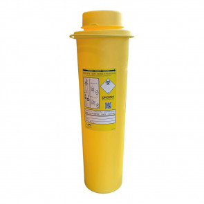 QRS Needle Container - 1 liter