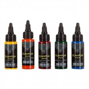 Quantum Ink - 5 Colour Set #2 - 5 x 30 ml / 1 oz