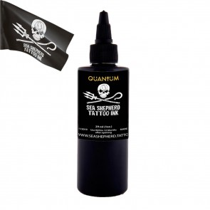 Quantum Ink - Sea Shepherd - 3 - Medium Greywash