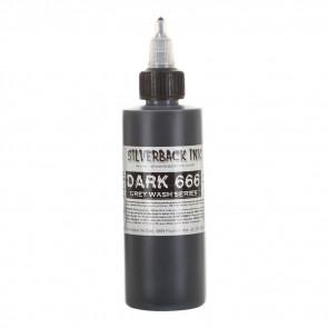 Silverback Ink® - Dark Greywash - 666 - 120 ml / 4 oz