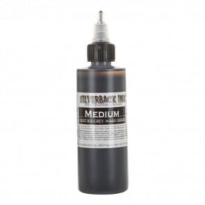 Silverback Ink® - Th1rt3en Greywash - Medium - 120 ml / 4 oz
