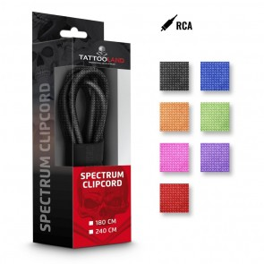 Spectrum Deluxe Silicone RCA Cables