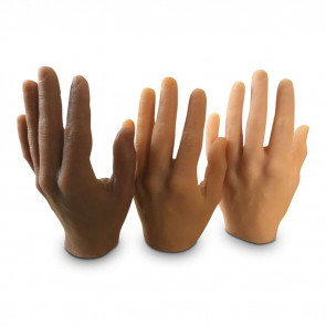 Superskin - Real Hands - Dark Skin Tone