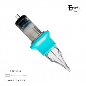 TATSoul Envy Gen 2 Cartridges - Round Shaders - Box of 20
