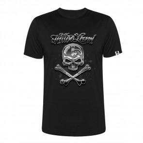 Tattooland T-shirt - Chrome Skull
