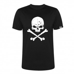 Tattooland T-shirt - White Skull