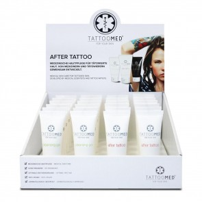 TattooMed - Cleansing Gel & After Tattoo - Display of 24