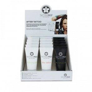 TattooMed - Cleansing Gel & After Tattoo & Daily Tattoo - Display of 15